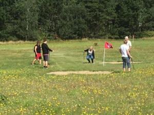 Parkgolf i Odsherred - Højby, Nykøbing Sjælland, Rørvig, Vig,